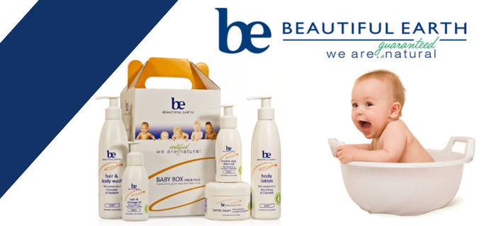 Beautiful Earth Natural Products - Baby, Skin care & Body Care