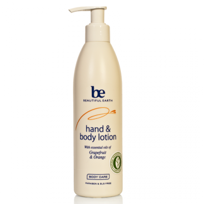 Hand and Body Lotion Barefoot Living